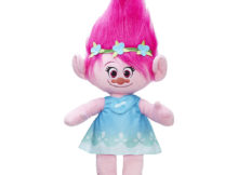 Trolls Poppy Hug N Plush Doll