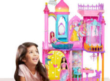 Barbie Rainbow Cove Princess Castle