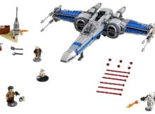 LEGO Resistance X Wing Fighter