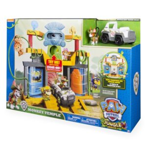 Paw Patrol Monkey Temple