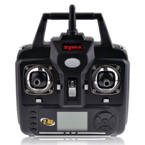 syma x56c quad copter remote control